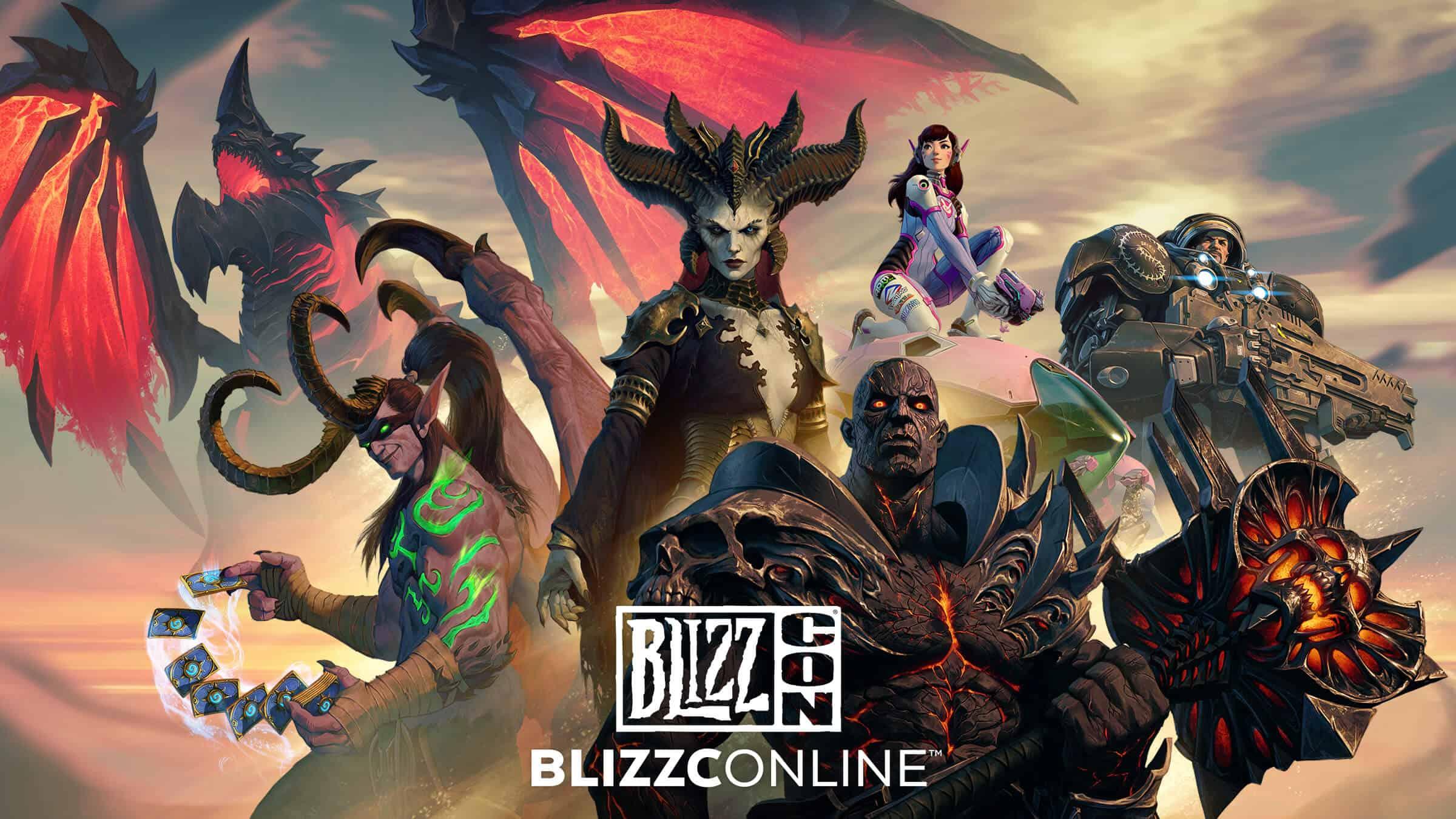 Read more about the article Zapowiedzi na 2021 rok: BlizzConline – 30 lat Blizzarda na rynku.