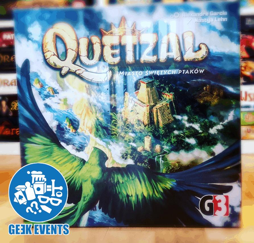 Recenzja: Quetzal – miasto świętych ptaków.