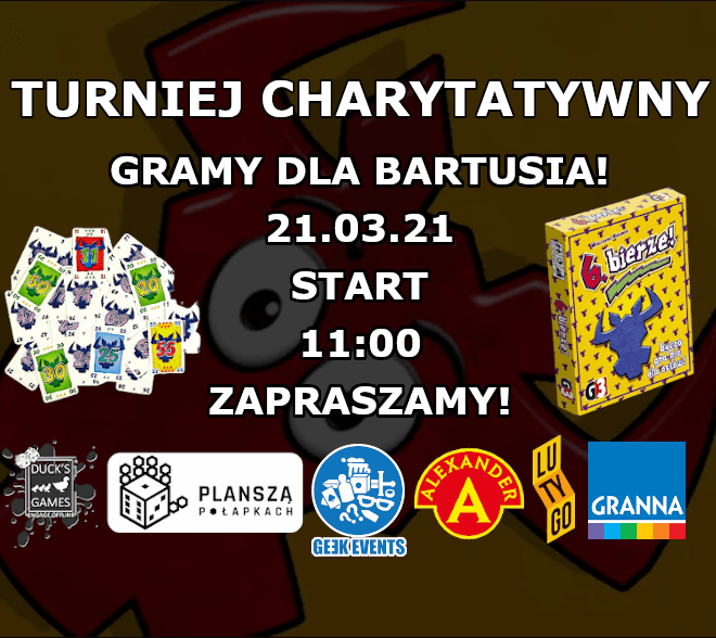 Read more about the article Podsumowanie Turnieju Charytatywnego 6Bierze!