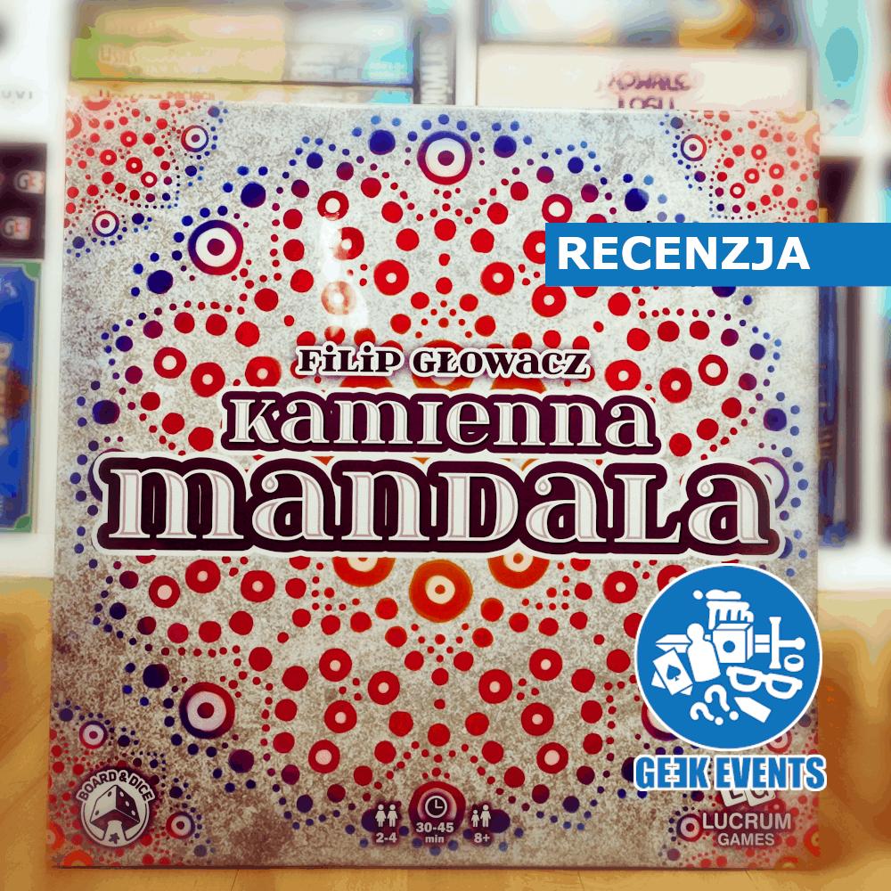 Read more about the article Recenzja: Kamienna Mandala – czy to kolejny Azul?
